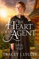 The Heart of an Agent  -- Tracey J. Lyons